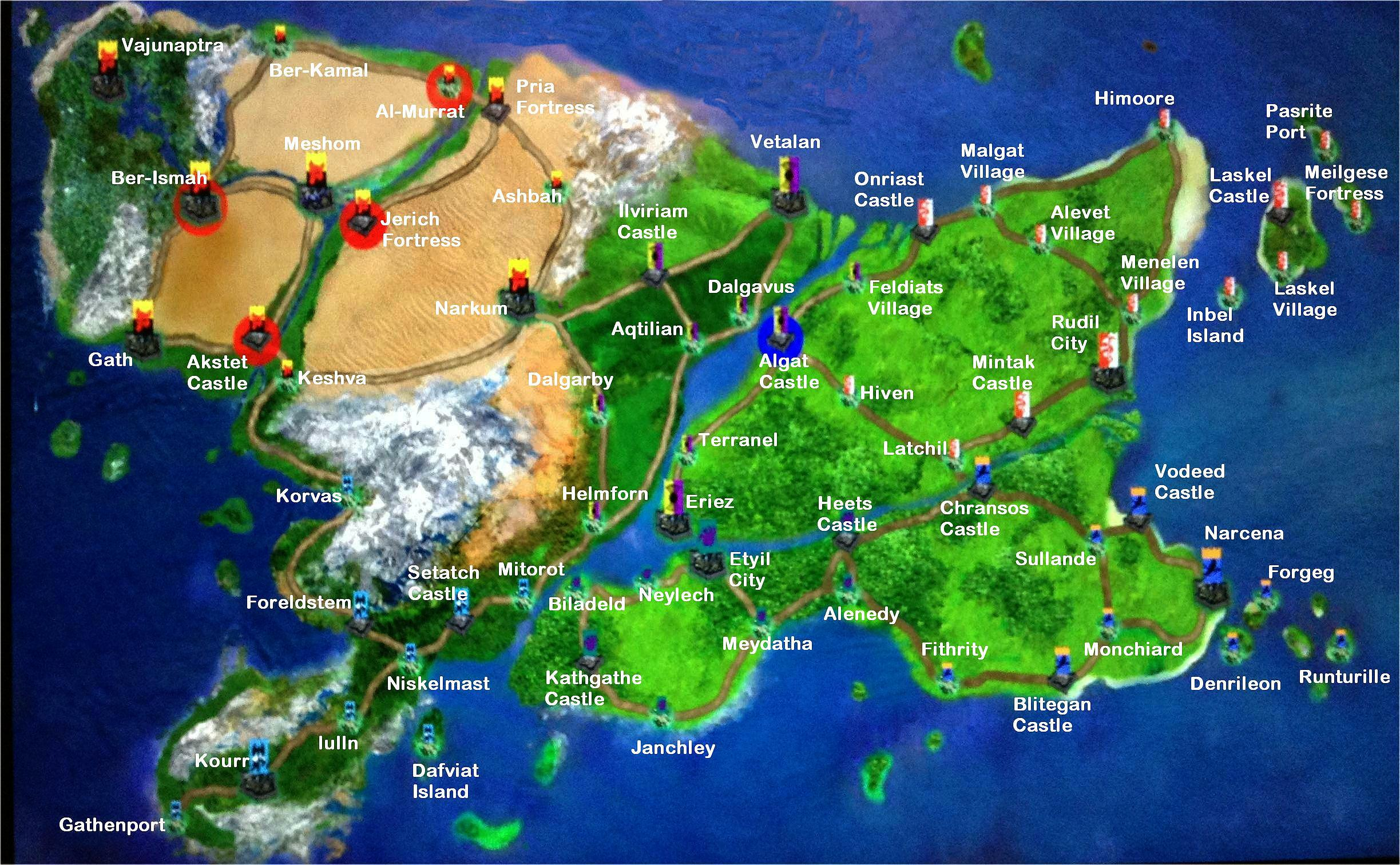 Tales of illyria episode 1 2 3 world map gumiabroncs Choice Image