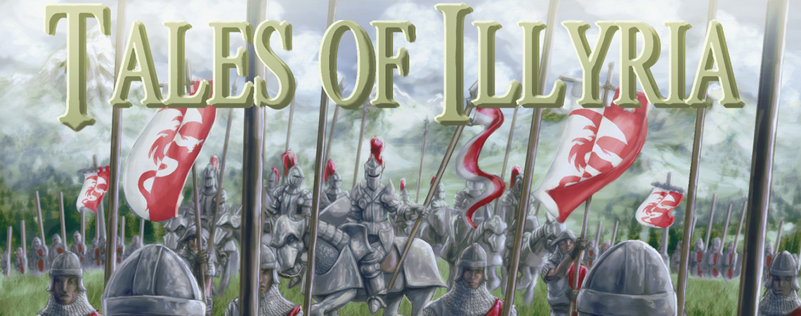 Tales of Illyria Now on Google Play!