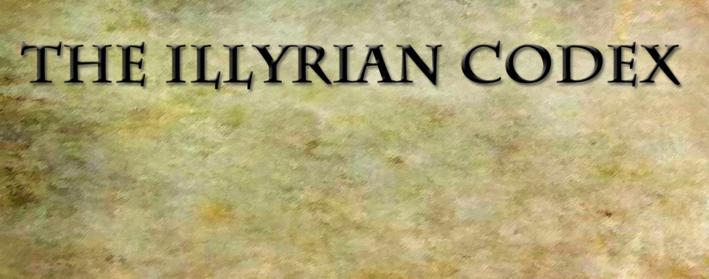 Illyrian Codex Banner