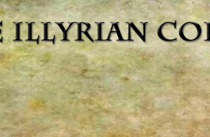 Illyrian Codex Banner