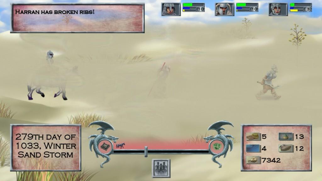 Episode 2 - Desert Sandstorm