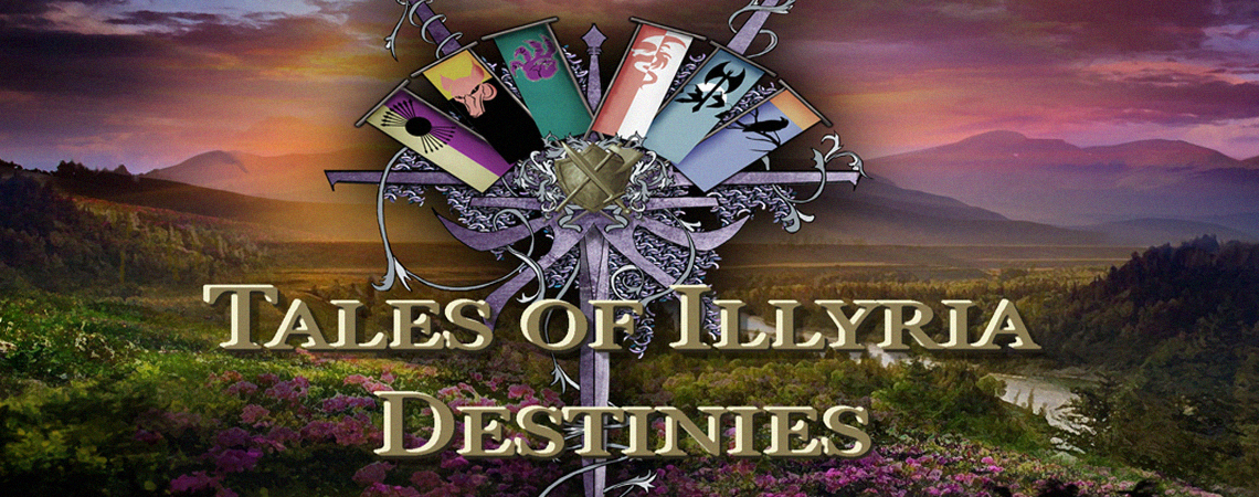 Tales of Illyria Destinies Now Available!