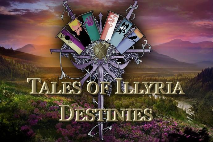 Tales of Illyria Destinies logo