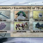 Tales of Illyria currently equipped