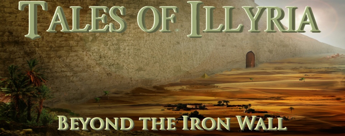 Beyond the Iron Wall Available Now!